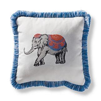 Raj Garnet Outdoor Pillow