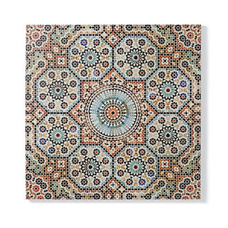 Moroccan Tile Canvas Print by Martyn Lawrence Bullard