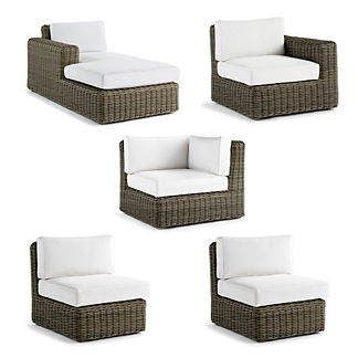 Vista 5-pc. Left-facing Chaise Set