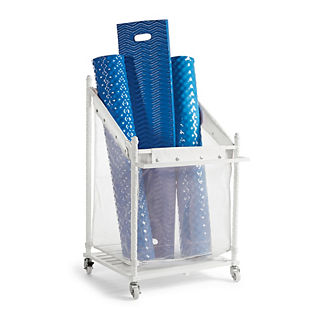 Sinclair Pool Storage Cart