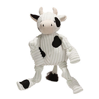Large Knottie Cow Dog Toy