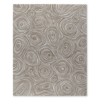 Tree Rings Indoor/Outdoor Rug