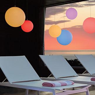 Hanging LED Glow Balls
