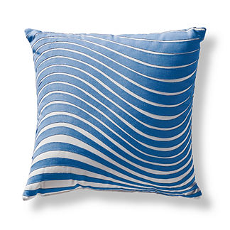 Ripple Effect Indoor/Outdoor Pillow
