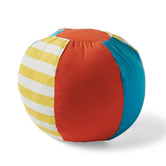Beach Ball Outdoor Pillow