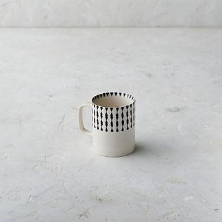 Cleo Mugs, Set of Four