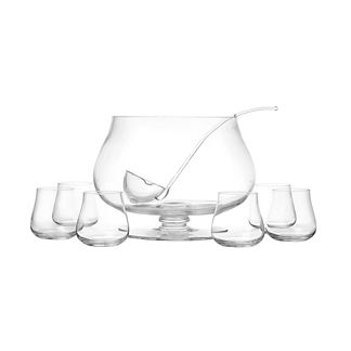 Schott Zwiesel Concerto Crystal Punch Bowl Set