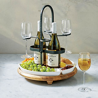 Weston Wine Caddy