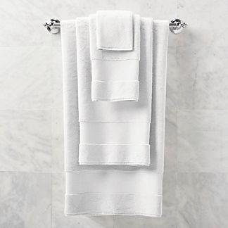 Resort Cotton Washcloths, Set of Two