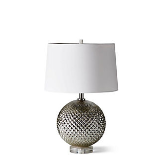 Cleo Mercury Glass Table Lamp