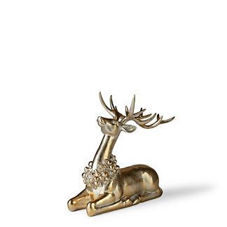 Sitting Mantel Reindeer