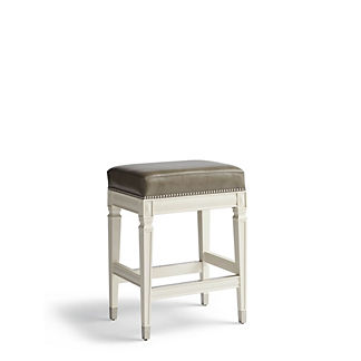 Wexford Rectangular Backless Counter Stool (26