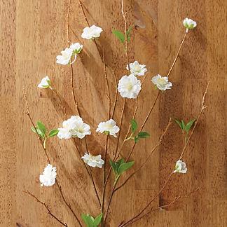 Faux Cherry Blossom Spray