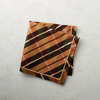 Autumn Splendor Napkins, Set of Four