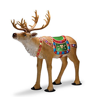 Fiber-optic Ellesmere Head-Up Deer