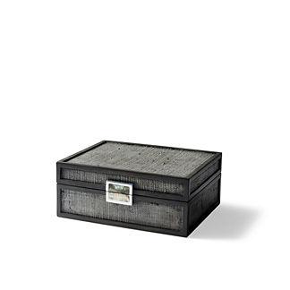 Langley Raffia Boxes