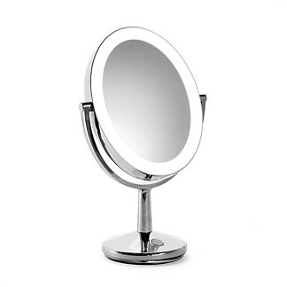 LED Oval Rechargeable Vanity Mirror