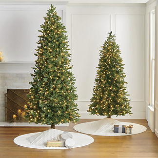 Noble Fir 7-1/2' Slim Profile Tree