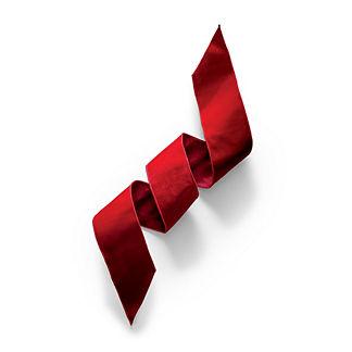 Orleans Red Velvet Ribbon