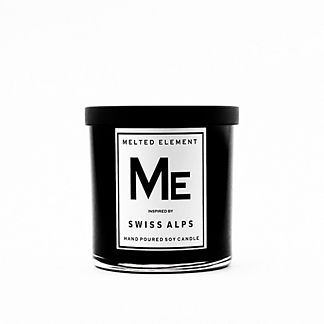 Melted Elements Swiss Alps Candle