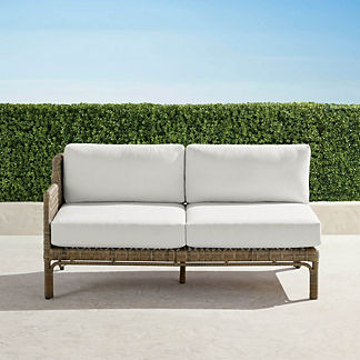 Seton Left-facing Loveseat with Cushions, Special Order
