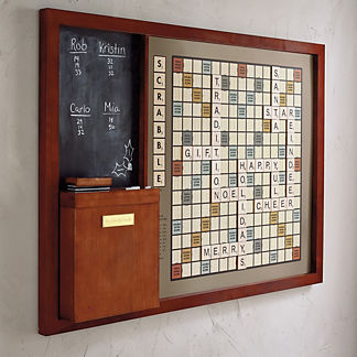 Oversized Wall Scrabble