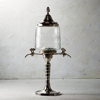 Traditional Four-spout Absinthe Fountain