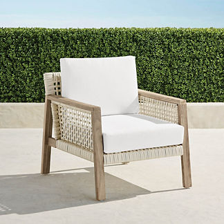 Callan Lounge Chair with Cushions, Special Order