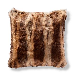 Luxury Faux Fur Pillow Cover