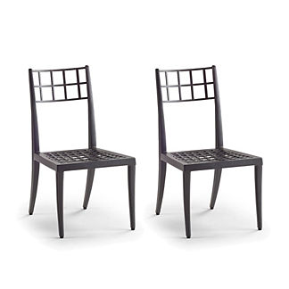 Brentwood Dining Side Chairs, Set of Two