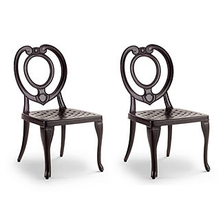 Catalina Dining Side Chairs, Set of Two