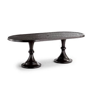 Catalina Cast-aluminum Dining Table