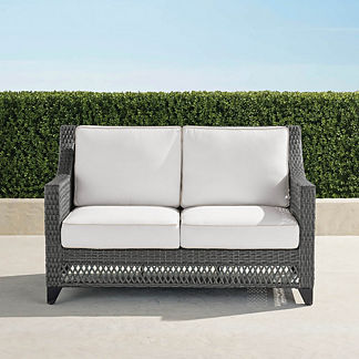 Graham Loveseat with Cushions, Special Order