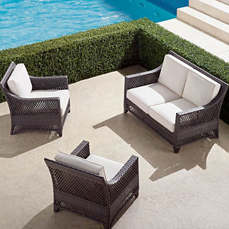 Graham 3-pc. Loveseat Set