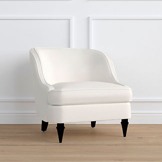 Delphine Accent Chair, Special Order