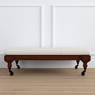 Bennington Cocktail Ottoman