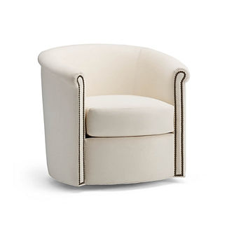 Riley Swivel Chair, Special Order