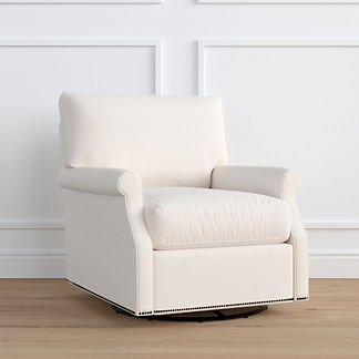 Kensington Swivel Lounge Chair, Special Order