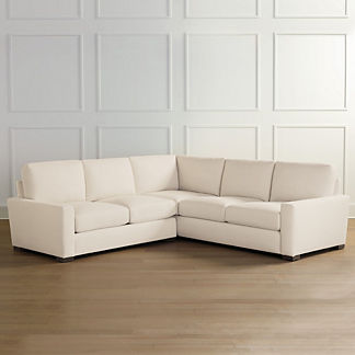Berkeley Broad-Arm Sofa Sectional, Special Order