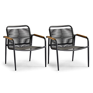 Kittery Set of Two Lounge Chairs