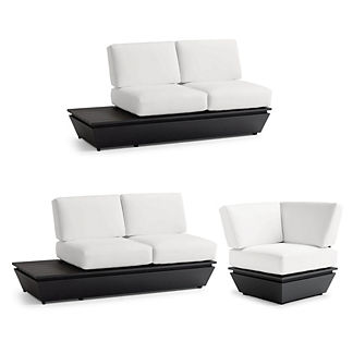 Kittery 3-pc. Modular Loveseat Set