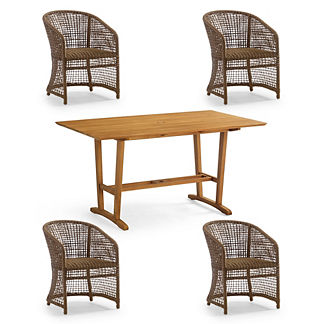 Liselle 5-pc. Rectangular Dining Set