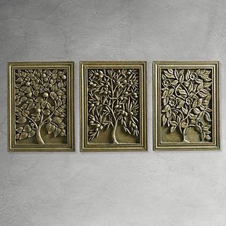 Lorraine Outdoor Triptych