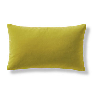 Benson Velvet Lumbar Decorative Pillow