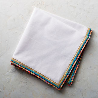 Kim Seybert Spectrum Napkins, Set of Four
