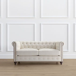 Small Barrow Chesterfield Sofa 72