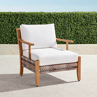 Laguna Lounge Chair with Cushions, Special Order