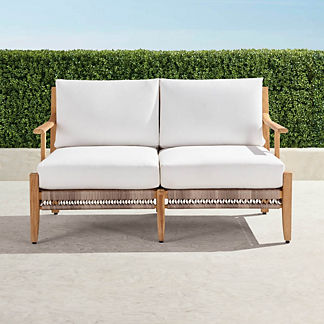 Laguna Loveseat with Cushions, Special Order