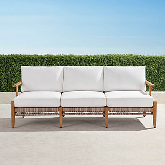 Laguna Sofa with Cushions, Special Order