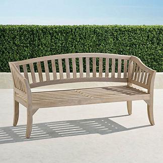 Portola Garden Bench